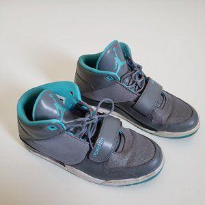 Jordan V IV III Grey & Blue